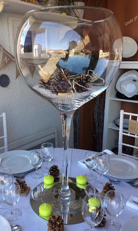 Vase Boule 70 cm