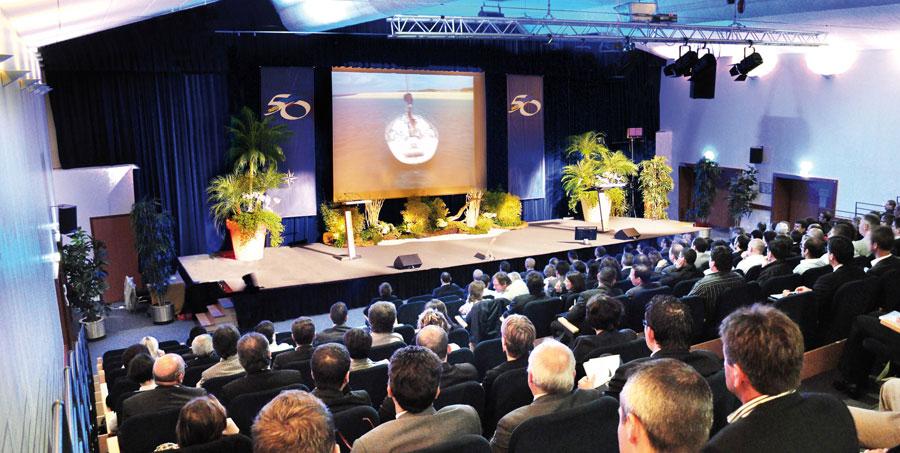 LDV vision & reception prestation de sonorisation conférence