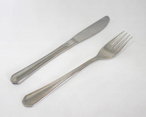Fourchette ou couteau à fromage ou entremet TUNIS
