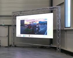 LDV vision & reception prestation vidéo grand écran