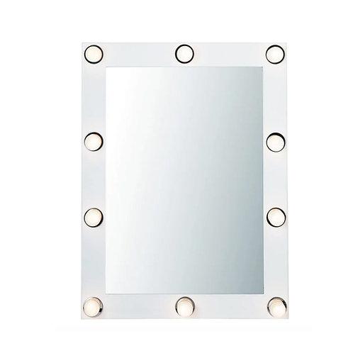 Location de Miroir de loge éclairé