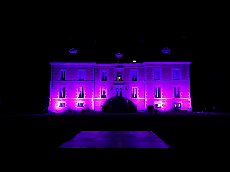 Mariage au château de Villette
