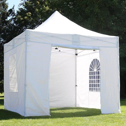 Location de tente  3 x 3 m LDV