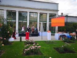 LDV vision & reception prestation vidéo extérieur
