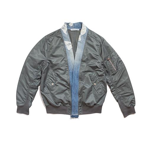Vintage Rework Bomber Jacket