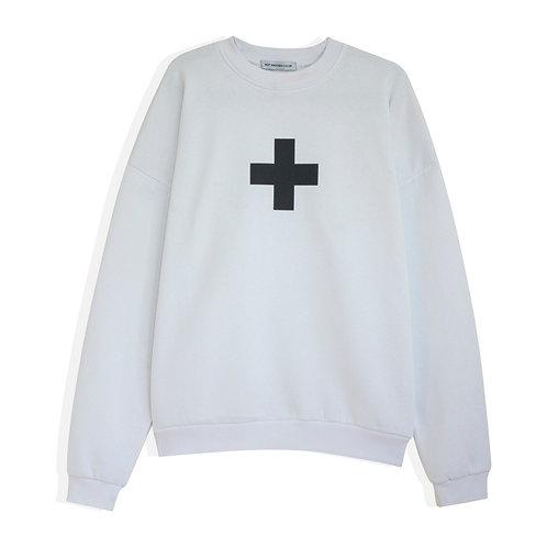 Plus Oversize Sweatshirt