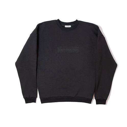 Oversize Aplike Detayli Sweatshirt