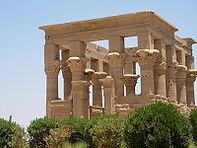 Philae tempel, Aswan, Egypte - Saffraan Reizen
