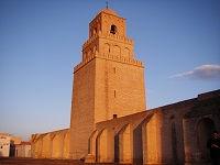 Moskee in Kairouan, Tunesië - Saffraan Reizen
