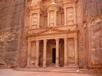 Rondreis Jordanië groep, Schathuis Petra - Saffraan Reizen