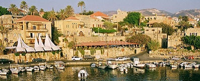 Libanon Byblos Saffraan Reizen