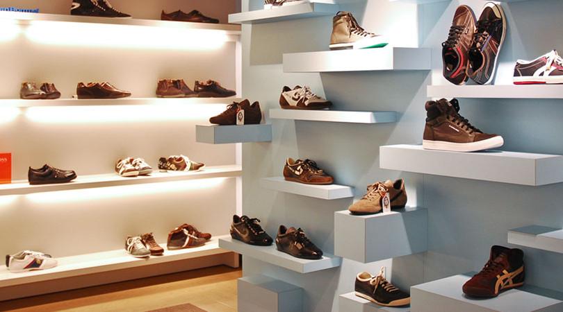 Zakelijke projecten strating schoenen 1.