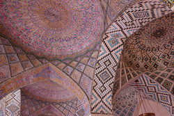 iran shiraz moskee