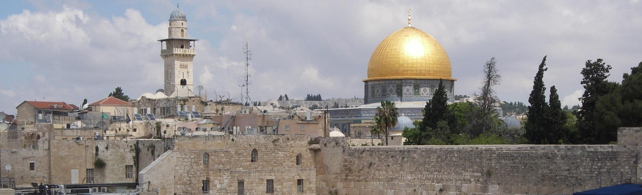 Palestina Jeruzalem