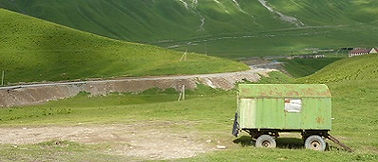 Georgie Kaukasus Saffraan Reizen