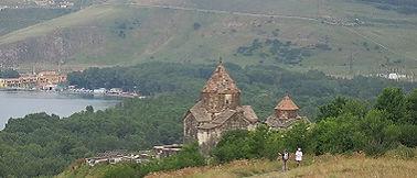 Armenie Sevanmeer Saffraan Reizen