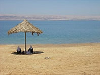 Rondreis Jordanië privé - Strand Aqaba, Rode Zee - Saffraan Reizen