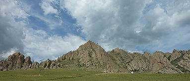Mongolie Saffraan Reizen