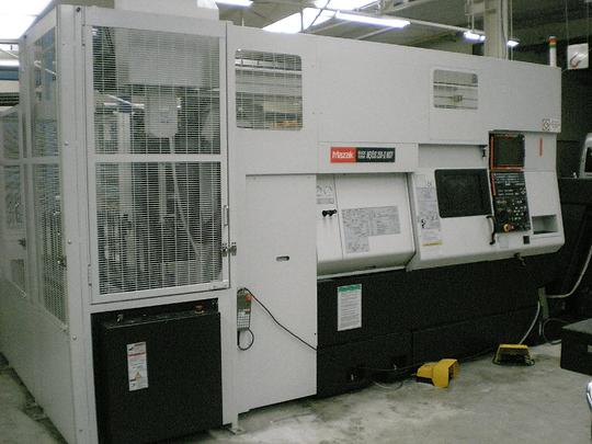 C.N.C.-Mazak-draaibank-Nexus-250-MSY-met