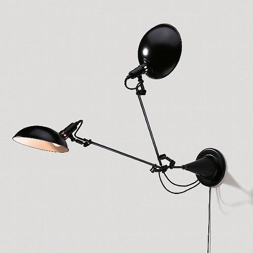Switch on Lambert wandlamp