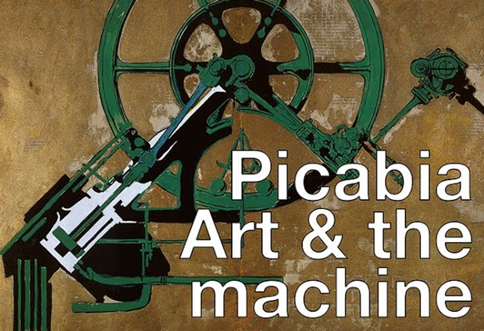 Picabia:  Art and the Machine
