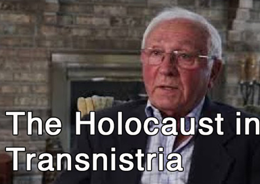Holocaust in Transnistria