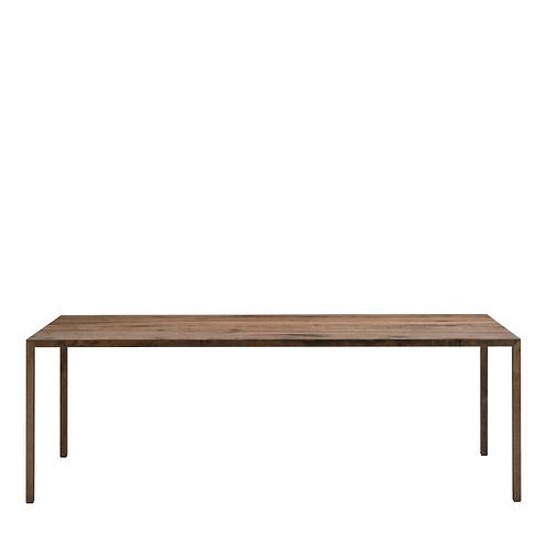 Tense tafel 260x100cm MDFITALIA