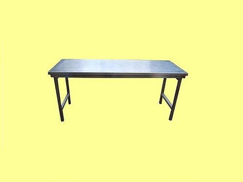 Werktafels aluminium