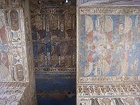Tempel in Medinet Habu, West Bank, Luxor, Egypte- Saffraan Reizen