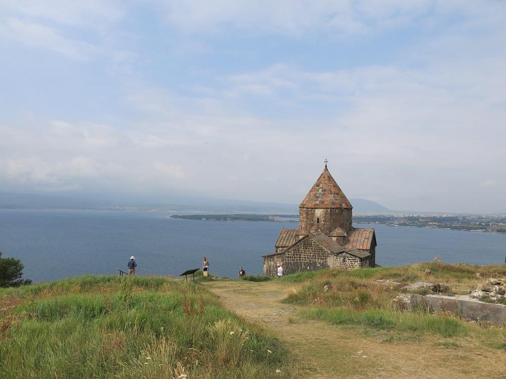 Armenie Sevan lake