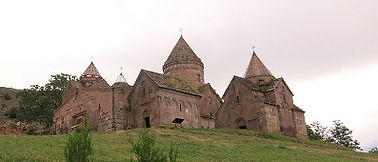 Armenie kerkarchitectuur Saffraan Reizen