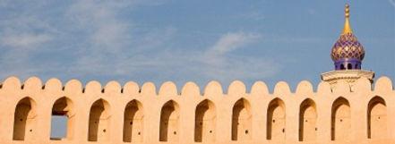 Fort in Nizwa, Oman - Saffraan Reizen