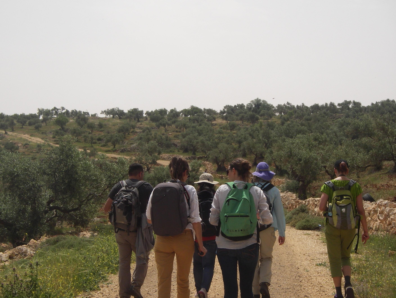 Palestina wandeling2
