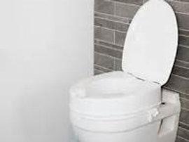 Toilet verhoger 10 CM met deksel