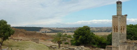 Maroko Rabat Mellah Saffraan Reizen