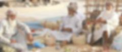 Vakantie Oman - Omanitische verkopers - Saffraan Reizen