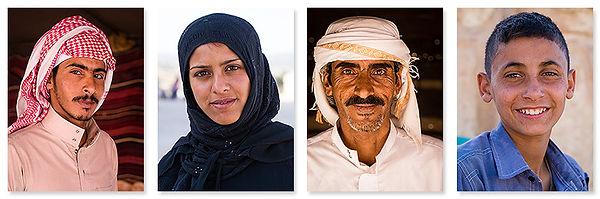 Portretfoto's Jordanië - Saffraan Reizen