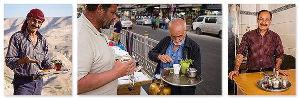 Thee in Jordanië - Saffraan Reizen