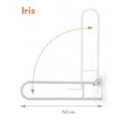 Opklapbare toiletsteun Iris