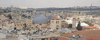 De Heilig Grafkerk in Jeruzalem, Israël - Saffraan Reizen