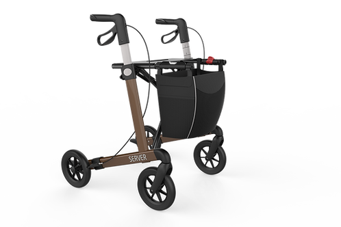 Rollator Rehasense Server Up softwheels