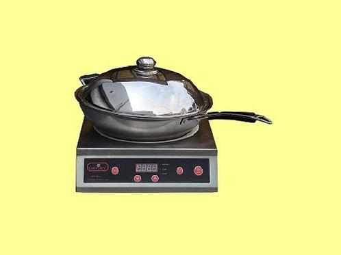Inductie wokpannen