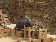 Rondreis Palestina & Jordanië - klooster van Mar Saba - Saffraan Reizen