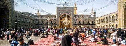 Mashhad, Iran - Saffraan Reizen
