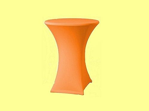 Statafelhoezen oranje