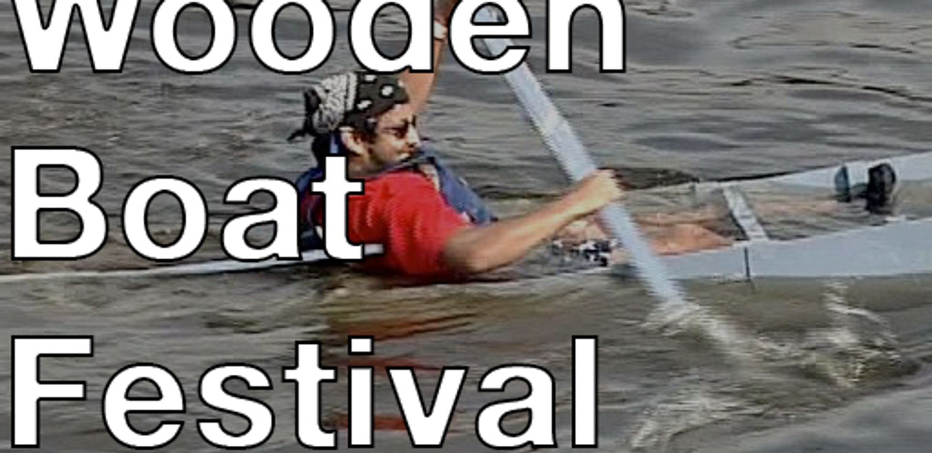The Wooden Boat Festival