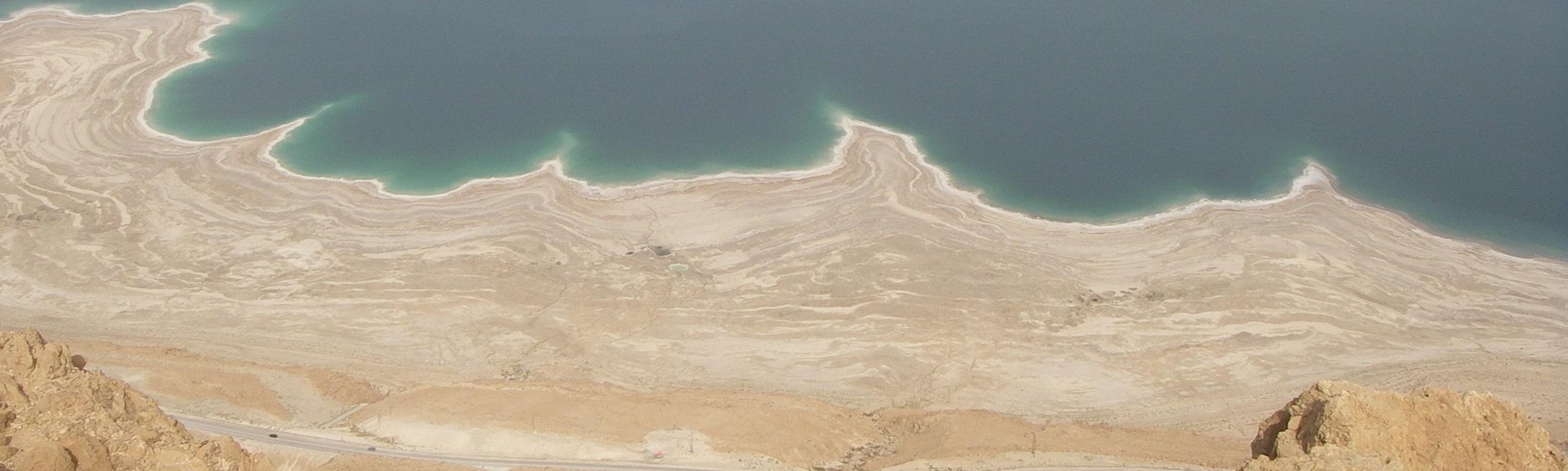 Palestina Dode Zee