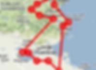 Route 15 daagse rondreis Tunesië - Saffraan Reizen