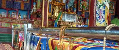 Tempel in Mongolië - Saffraan Reizen