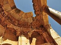 Bacchus tempel  Baalbek - Saffraan Reizen